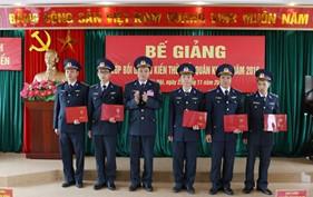 Trung tâm huấn luyện Cảnh sát biển tổ chức thành công khóa Bồi dưỡng kiến thức Hàng hải đầu tiên