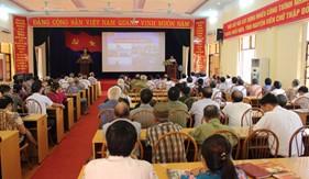 BTL Vùng Cảnh sát biển 1 tuyên truyền biển đảo tại huyện đảo Cát Hải, TP. Hải Phòng