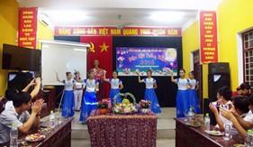 Đoàn cơ sở Hải đội 102 phối hợp tổ chức các hoạt động phong trào trên địa bàn đóng quân