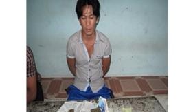 Cụm ĐNPCTP ma túy số 3 bắt vụ mua bán ma túy