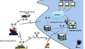 Hệ thống tự nhận dạng mục tiêu trên biển AIS