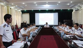 Hội nghị sơ kết Ban chỉ đạo 30 Cảnh sát biển