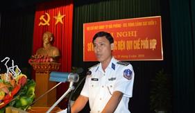 Hội nghị sơ kết một năm thực hiện quy chế phối hợp giữa BĐBP Hải Phòng và BTL Vùng Cảnh sát biển 1