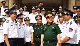 Đổi mới phương pháp, tác phong lãnh đạo của cấp ủy các cấp trong Đảng bộ Cảnh sát biển