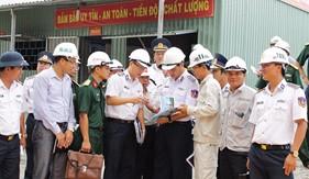 Đổi mới, nâng cao chất lượng công tác bảo đảm hậu cần Cảnh sát biển
