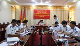 BTL Vùng CSB 4: lãnh đạo, chỉ đạo, tổ chức thực hiện tốt công tác giáo dục chính trị