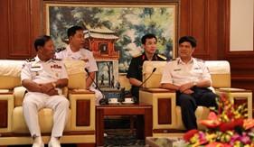 Hội nghị song phương giữa Cảnh sát biển Việt Nam và Ủy ban quốc gia an ninh hàng hải Campuchia