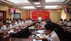 Sơ kết công tác quân sự - quốc phòng 6 tháng đầu năm 2015