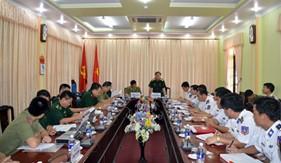 Đoàn kiểm tra liên ngành Bộ Quốc phòng - Bộ Công an kiểm tra thực hiện Nghị định 77/2010/NĐ-CP tại BTL Vùng CSB 1