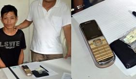 BTL Vùng CSB 1 bắt giữ vụ tàng trữ ma túy trái phép