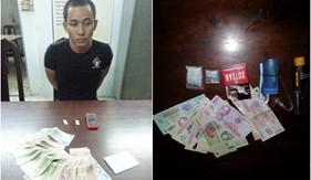 Cụm ĐN PCTP ma túy số 3 triệt phá thành công vụ án ma túy