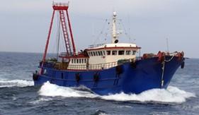 Tàu CSB 3004 thực hiện tốt nhiệm vụ xua đuổi tàu cá nước ngoài xâm phạm chủ quyền vùng biển nước ta