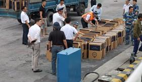 Phó Thủ tướng biểu dương lực lượng Cảnh sát biển bắt giữ tàu chở thuốc lá lậu