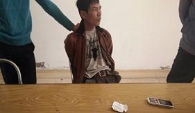 Cụm ĐNPCTP ma túy số 1 bắt đối tượng tàng trữ trái phép chất ma túy