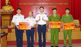Lực lượng chuyên trách PCTP ma tuý Cảnh sát biển Việt Nam - 10 năm xây dựng và trưởng thành