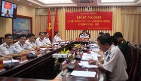 Tiếp tục đẩy mạnh công tác cải cách hành chính trong quân đội