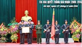"""Bộ Tư lệnh Cảnh sát biển được đề nghị phong tặng danh hiệu """"Anh hùng Lực lượng vũ trang nhân dân thời kỳ đổi mới"""""""