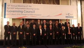 Hội nghị thành viên Hội đồng điều hành ReCAAP-ISC lần thứ 10 tại Singapore