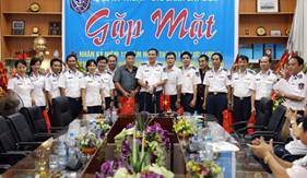 Cục Kỹ thuật Cảnh sát biển gặp mặt nhân kỷ niệm ngày truyền thống