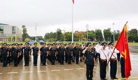 Lực lượng Cảnh sát biển tổ chức lễ Báo công dâng Bác