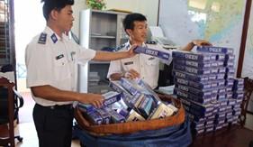 BTL Vùng Cảnh sát biển 4 lập thành tích đấu tranh trấn áp tội phạm trong đợt cao điểm