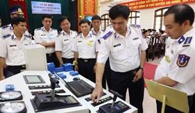 BTL Cảnh sát biển tổ chức Hội thi mô hình học cụ, trang thiết bị huấn luyện năm 2016