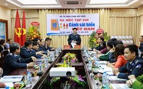 """Xây dựng Tạp chí Cảnh sát biển Việt Nam vững mạnh, phục vụ mục tiêu xây dựng Cảnh sát biển """"Cách mạng, chính qui, tinh nhuệ, hiện đại"""" (*)"""