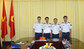 BTL Vùng CSB 3 trao quà hỗ trợ cho các gia đình quân nhân hiếm muộn