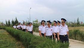 Tư lệnh Cảnh sát biển thăm, kiểm tra Hải đội 302