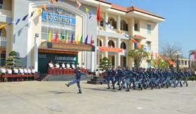 Lực lượng Cảnh sát biển đồng loạt ra quân huấn luyện năm 2016