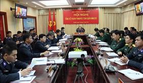 Hội nghị Tổng kết ngành tham mưu toàn quân năm 2015