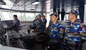 Việt Nam - Trung Quốc kiểm tra liên hợp nghề cá Vịnh Bắc Bộ lần thứ hai, năm 2016