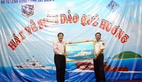 BTL Vùng Cảnh sát biển 4 tổ chức gặp mặt, giao lưu với Trường Đại học Cần Thơ