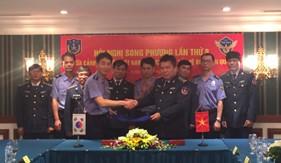 Hội nghị song phương lần thứ 8 giữa Cảnh sát biển Việt Nam và Lực lượng bảo vệ biển Hàn Quốc