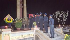 Tuổi trẻ BTL Vùng Cảnh sát biển 2 tích cực hưởng ứng các hoạt động đền ơn, đáp nghĩa