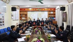 Bộ Tư lệnh Cảnh sát biển Thành lập Trạm Bảo dưỡng, sửa chữa xe - máy