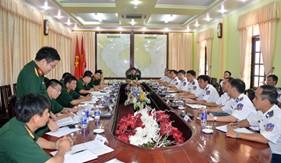 Bộ Quốc phòng kiểm tra, đánh giá sản phẩm công nghiệp quốc phòng được lắp đặt trên tàu Cảnh sát biển