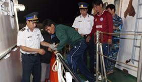 Cứu nạn ngư dân là mệnh lệnh trái tim