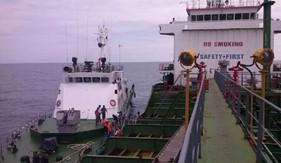 Cảnh sát biển Việt Nam hoàn thành nhiệm vụ cứu nạn tàu Sunrise 689