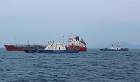 Cơ quan chức năng tiếp nhận, điều tra vụ tàu Sunrise 689 bị cướp biển tấn công