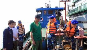 Kiên quyết đấu tranh trấn áp tội phạm vi phạm pháp luật trên biển