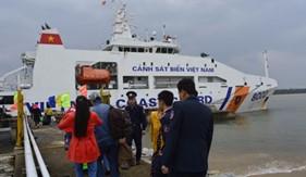 Bộ trưởng Bộ Quốc phòng biểu dương Cảnh sát biển, Hải quân, Bộ đội Biên phòng làm tốt công tác dân vận, chính sách trong dịp Tết
