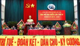 Khai mạc Đại hội đại biểu Đảng bộ Cảnh sát biển Việt Nam lần thứ IV, nhiệm kỳ 2015 - 2020