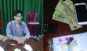 Cụm Đặc nhiệm PCTP ma túy số 4 triệt phá vụ án tàng trữ trái phép chất ma túy