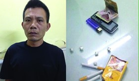 Cụm ĐN PCTP ma túy số 1 liên tiếp phá ba vụ án về ma túy