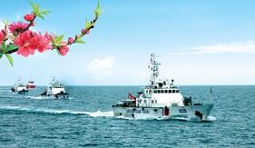 Đón Xuân trên biển quê hương