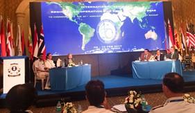Hội thảo Hợp tác khu vực vì an ninh, an toàn trên biển
