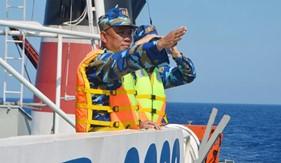Cảnh sát biển  ở Trường Sa