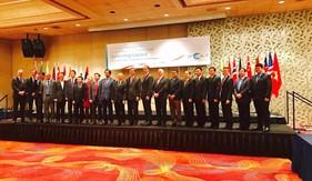 Hội nghị Thành viên Hội đồng điều hành ReCAAP-ISC tại Singapore