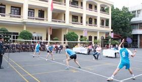 Đoàn cơ sở Cụm Trinh sát số 1 tưng bừng tổ chức các hoạt động